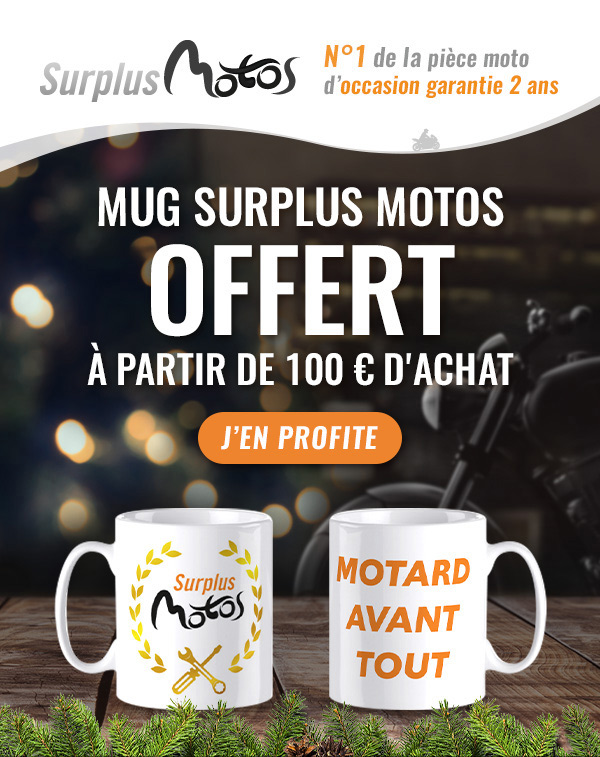 Mug Surplus Motos Offert