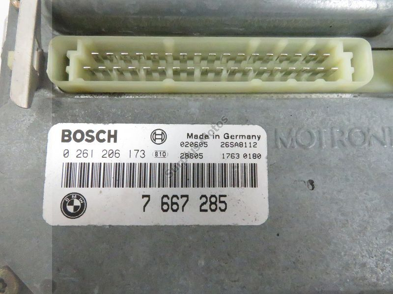 Boitier injection BMW R 1150 1150